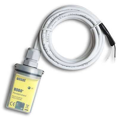 Hobo event data logger envco the hobo pendant event logger is ideal for rainfall logging and connects to most standard tipping bucket rain gauges to determine rainfall rates times aloadofball Images